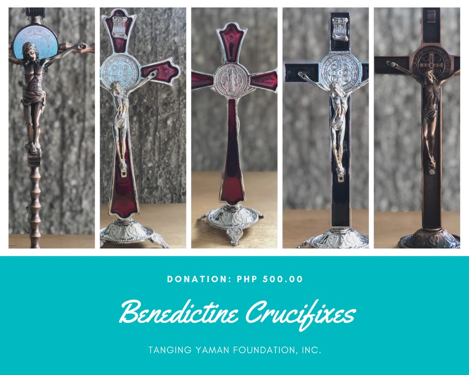 Benedictine Crucifixes